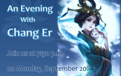 An Evening with Chang Er