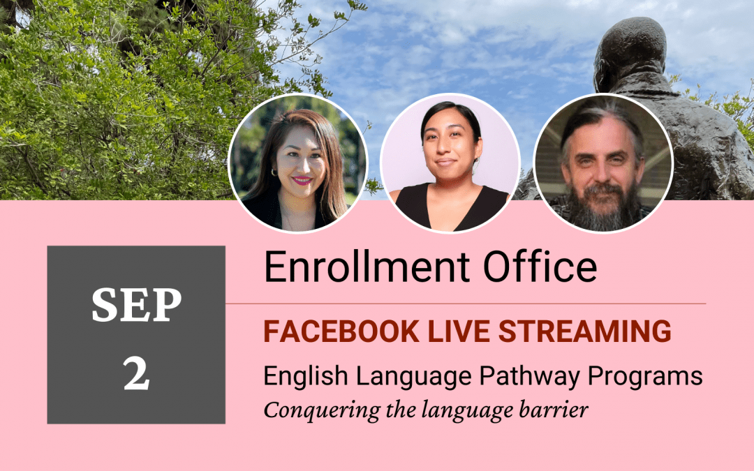 Study in the USA Facebook Live Streaming